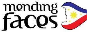 mending faces big logo